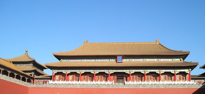 Tour to Beijing Forbidden City