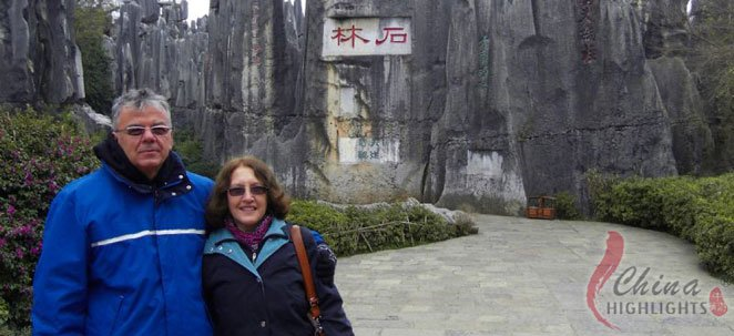 Kunming Stone Forest Tour