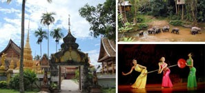 Tai Attractions in Xishuangbanna