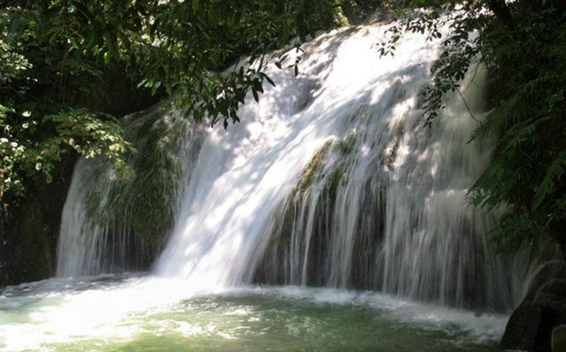 Gudong Waterfall