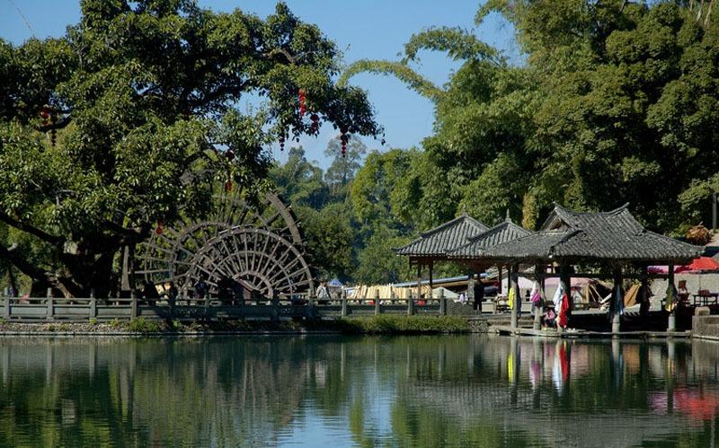 Tengchong Attractions