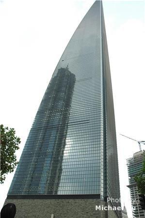 Shanghai World Financial Center 2nd Tallest In Shanghai