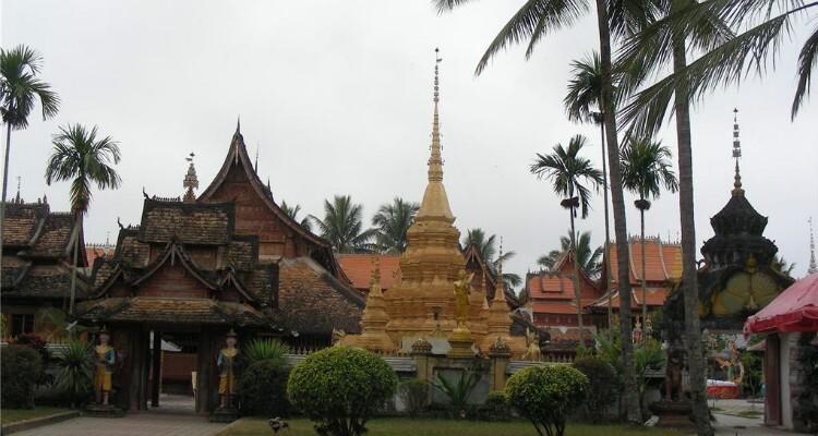 Manchunman Buddhist Temple
