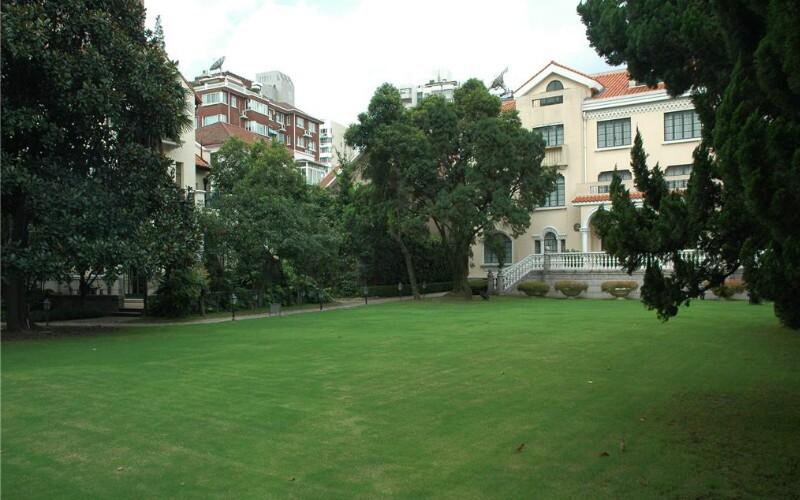 The Shanghai Moller Villa Mansion
