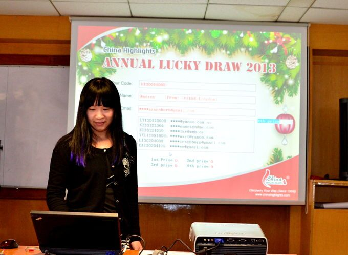 2013 Lucky Draw
