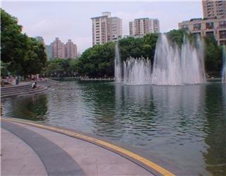 Taipingqiao Park, Xintiandi