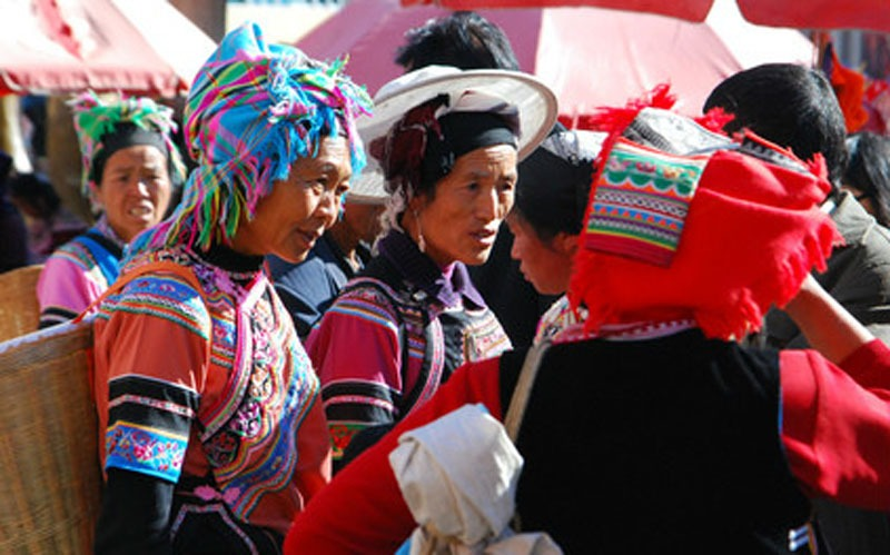 Hani Minority  - Among the Most Traditional in China