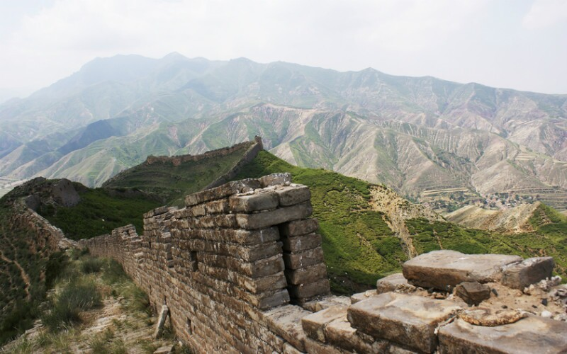"The Wei State ""Great Wall"""