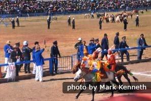 nagqu horse race festival