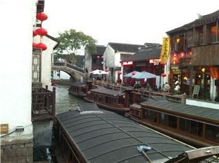 Shantang Street Suzhou