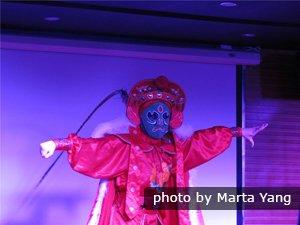 sichuan opera face show
