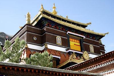 Monastero Tashilhunpo