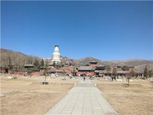 wutai mountainzhongqu
