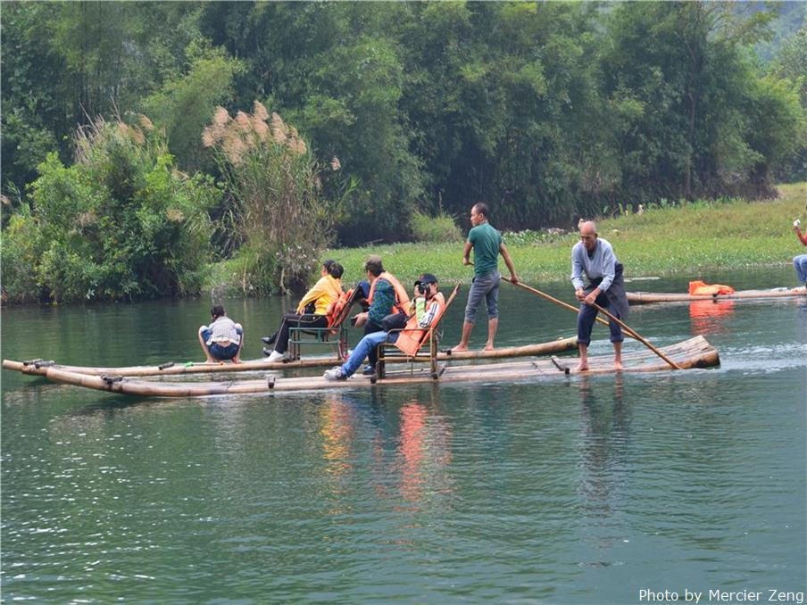 Yulong River Rafting