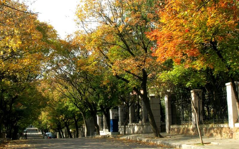 Qingdao Weather in October