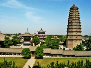 Famen Temple