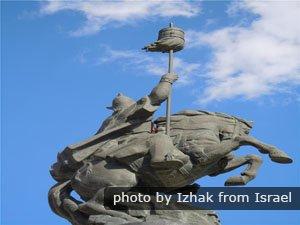 genghis khan mausoleum