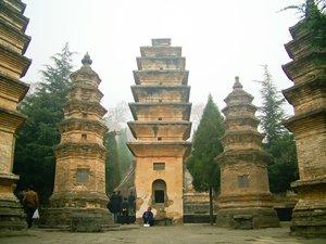 La forêt des pagodes