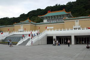 Beijing's Forbidden City vs Taipei's National Palace Museum