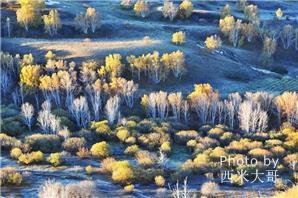The Top Five Most Beautiful Deserts in China