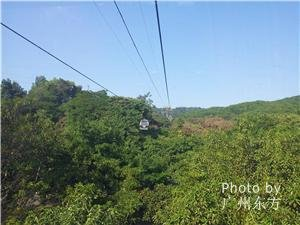 baiyun cable way