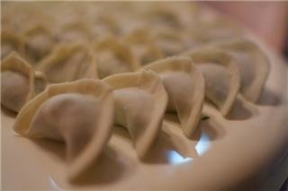 Dumplings in China