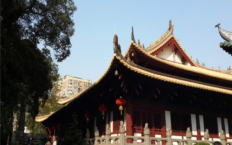 Bright Filial Piety Temple