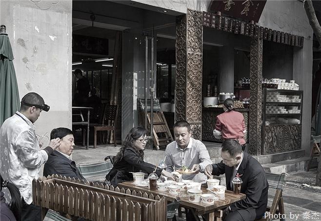 chengdu kuan-zhai lane