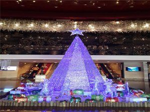 Christmas in Guangzhou