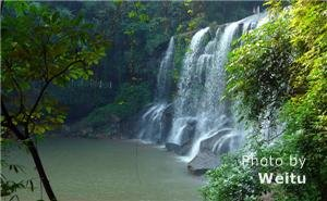chishui waterfall group
