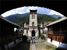 cizhong jiaotang
