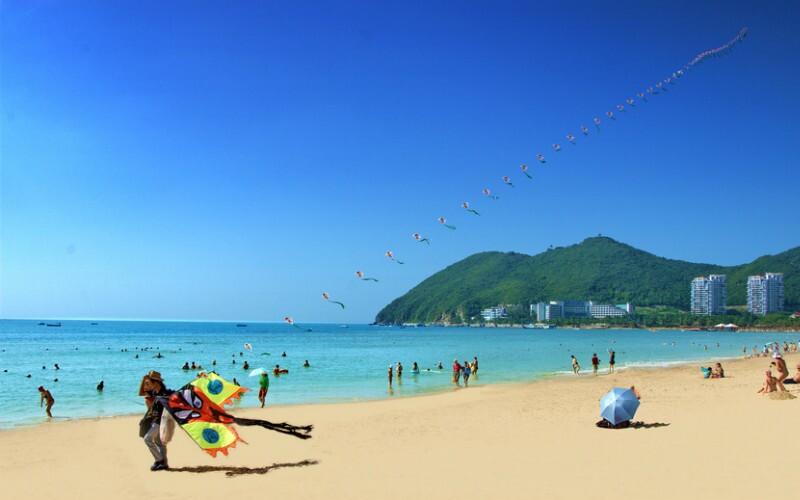 Hainan Island Biking