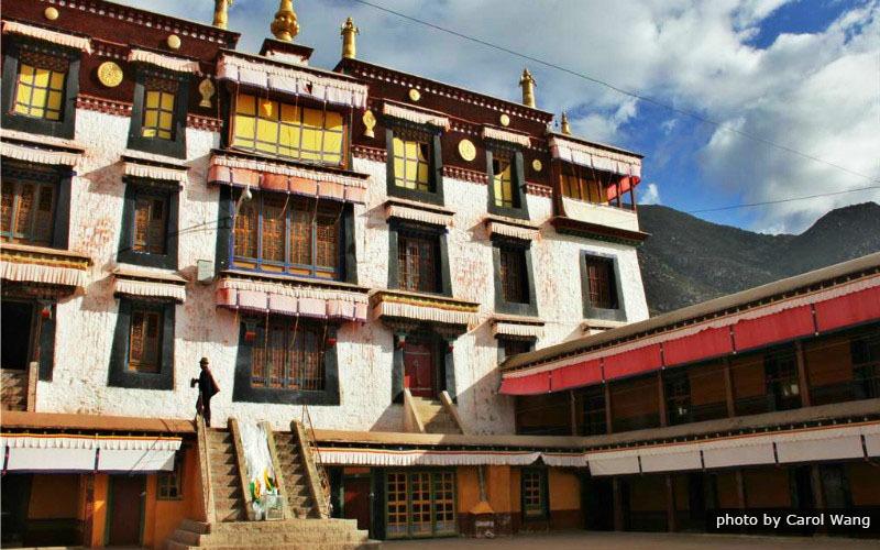 Drepung Monastery, Lhasa