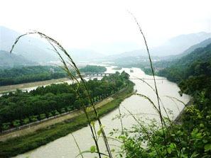 Système d'irrigation de Dujiangyan