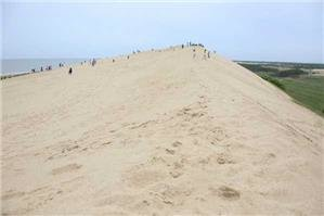 Top 3 Places for Sand Sledging Around Beijing