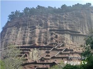 the mount maiji grottoes