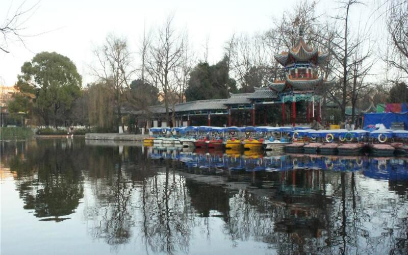 Kunming Weather in December