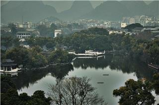 Urban Life in Guilin