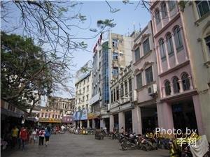 haikou old street