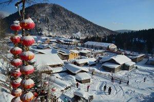 Harbin Weather in December