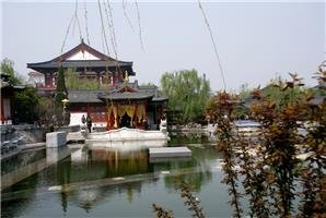 huaqing hot springs
