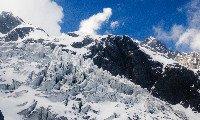jade dragon snow mountainglaciers park
