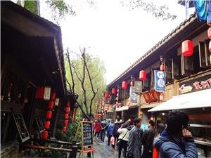 Top 5 Shopping Streets in Chengdu