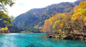 Jiuzhai Valley National Park — Fairyland on Earth