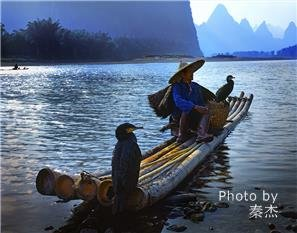 Guilin's Floating Villages