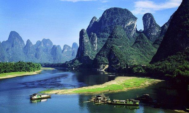lijiang river