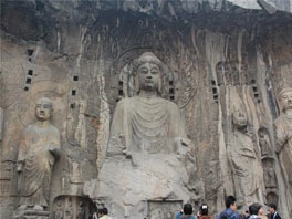 The Longmen Grottoes (Splendid Sculptures You Mustn't Miss)
