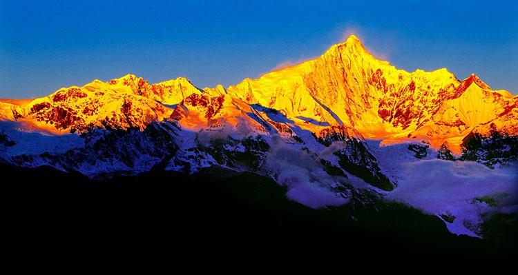 The Meili Snow Mountains