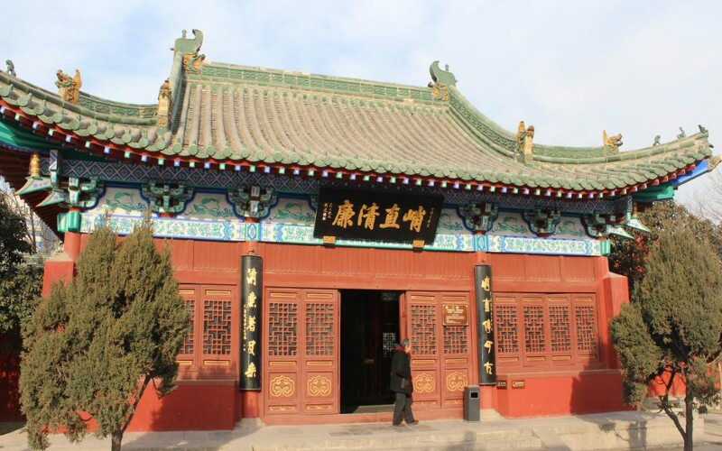 The Memorial Temple of Lord Bao