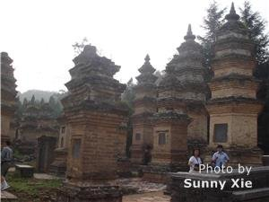 Mt.Songshanshaolin Temple
